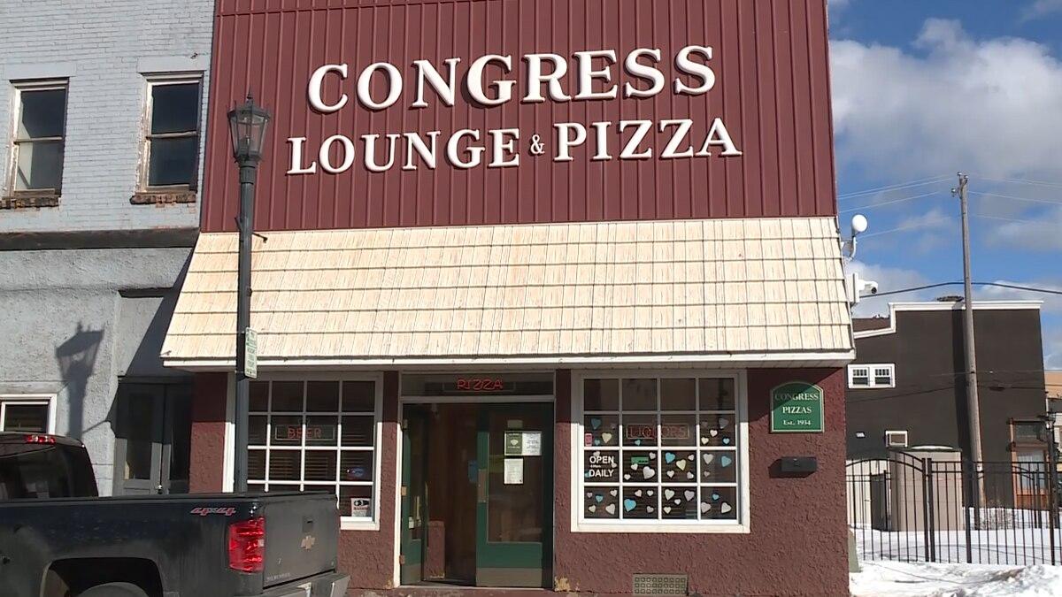 Congress Pizza in Ishpeming