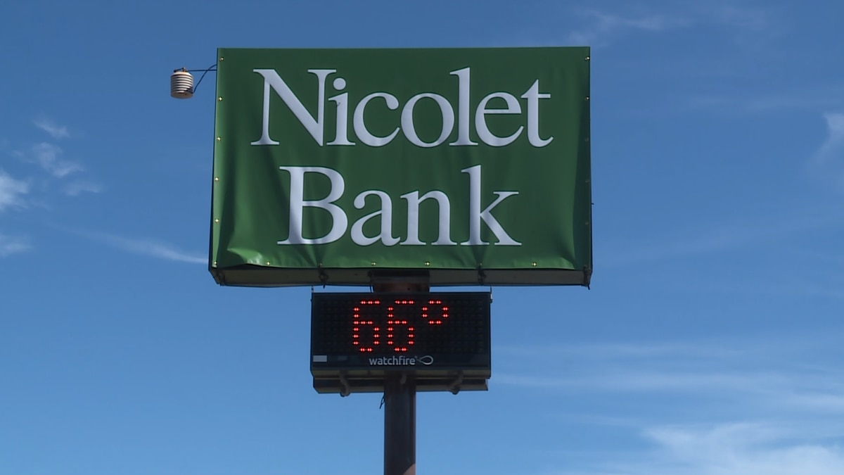 Nicolet Bank in Ishpeming Township