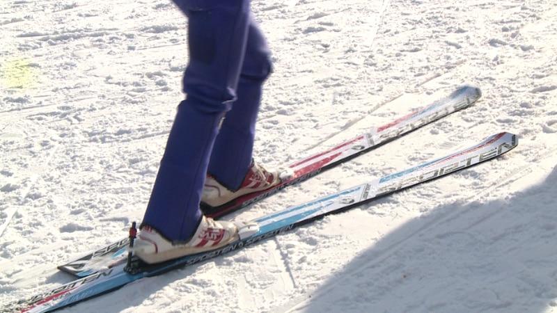 FILE. Ski jumper.