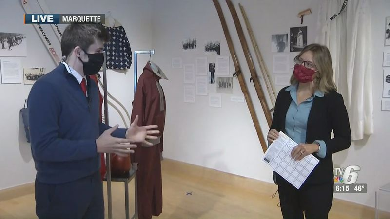 A discussion with Cris Osier, the Executive Director of the Marquette Regional History Center,...