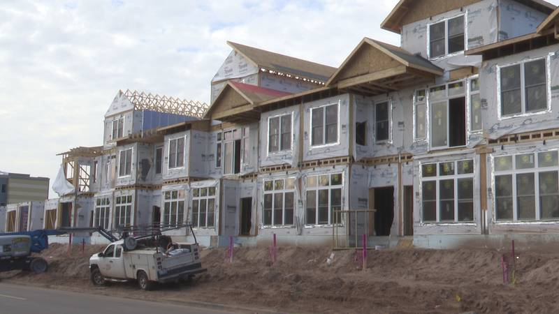 Gaines Rock Townhomes