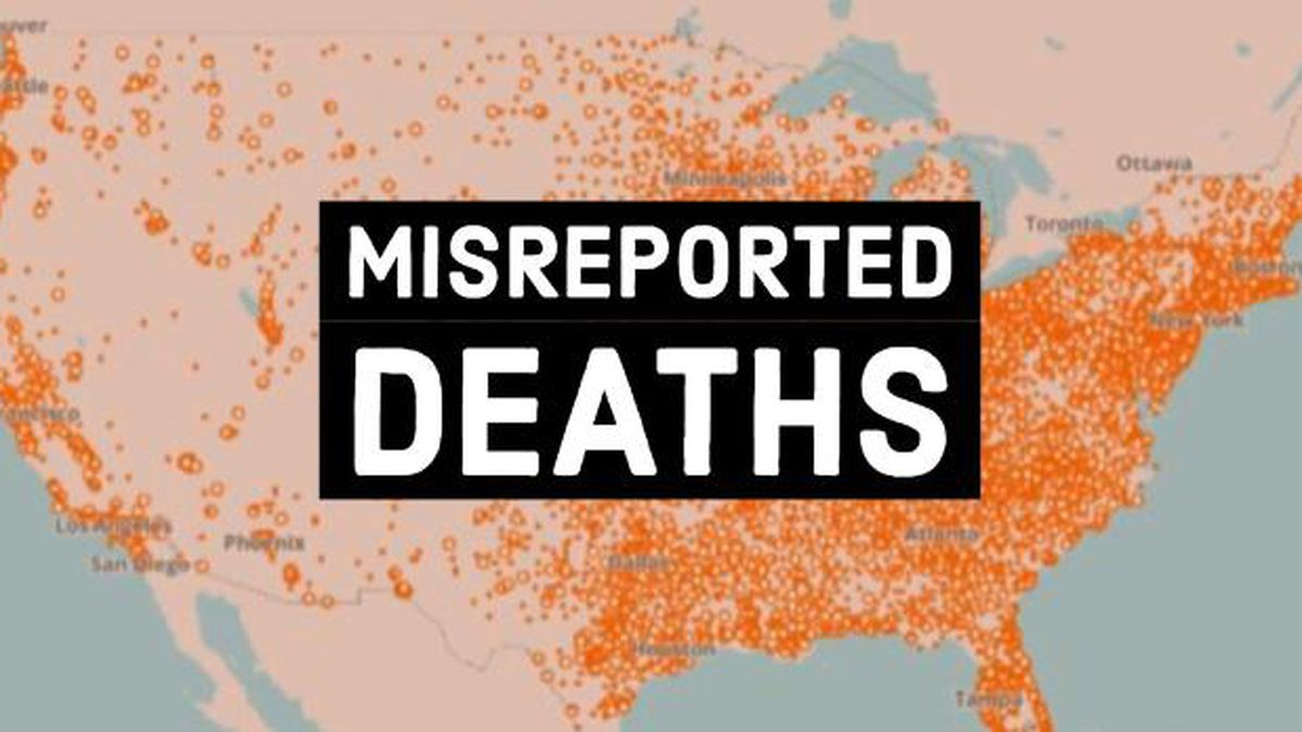This week, the Centers for Medicare and Medicaid Services released extensive data on nursing home COVID-19 cases and deaths. That data, however, appears to be incorrect in many cases because of wide discrepancies with state-reported numbers. (Source: InvestigateTV)