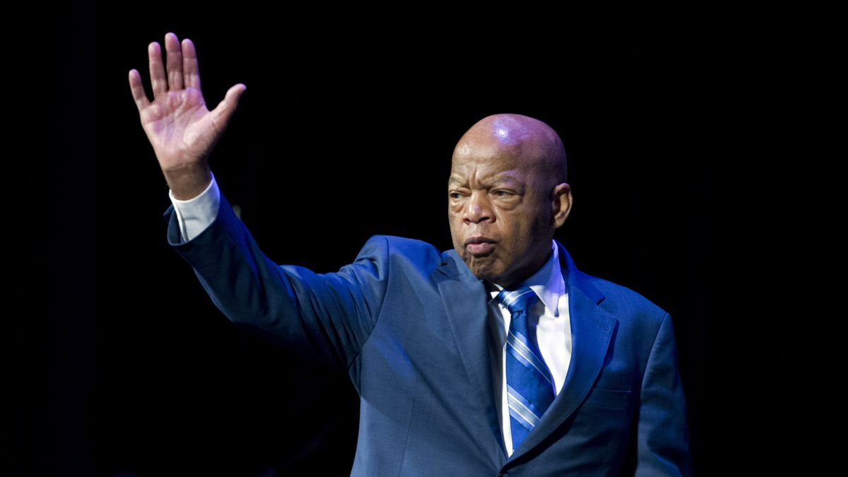 Kagame pays tribute to USA  civil rights icon John Lewis