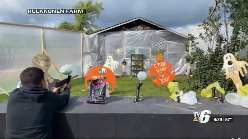 Hulkkonen Farm offers family friendly fall fun