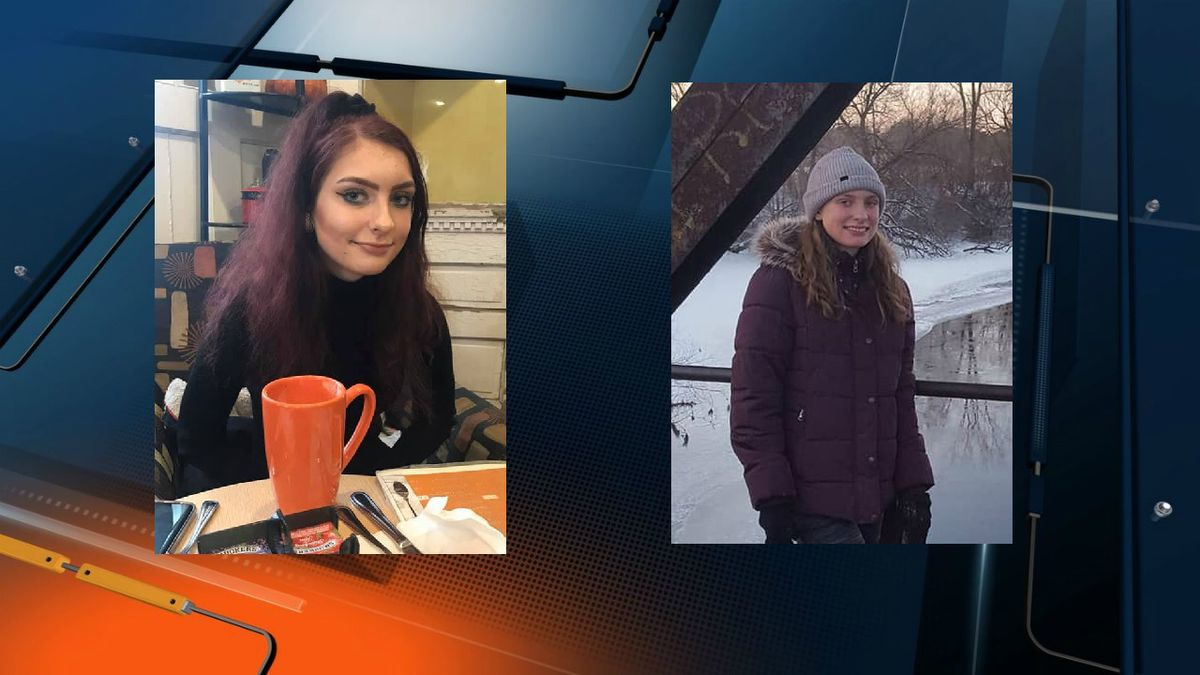 Kristin Hope Gromoske, 17, was reported missing Monday, Nov. 11, 2019 (Menominee Co. 911 images).