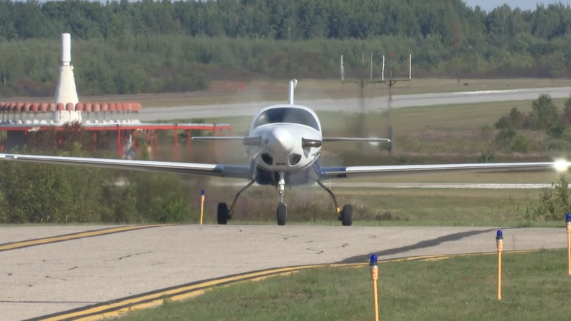 Several planes will be available for viewing, as well as helicopter rides