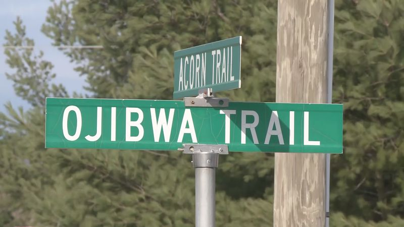 Bressette's body was found on a two track south of the Keweenaw Bay Indian Community Reservation.