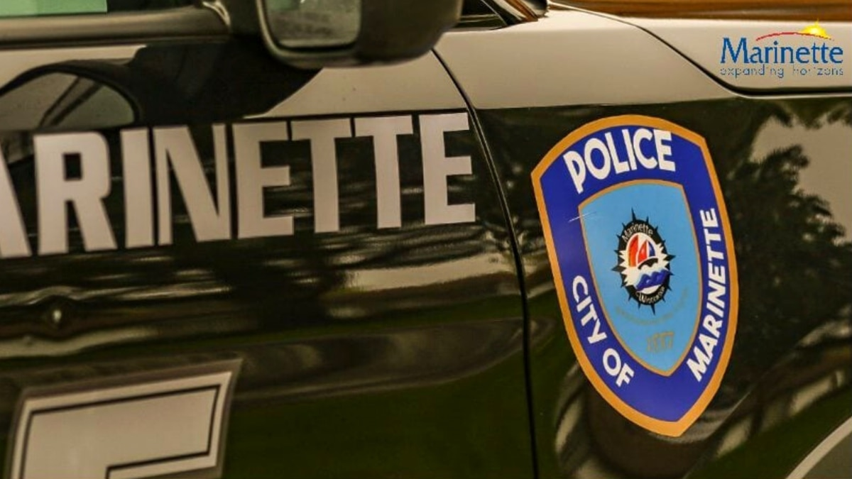 City of Marinette Police Department.