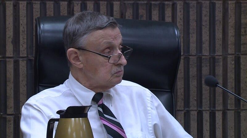 Commissioner Gerry Corkin