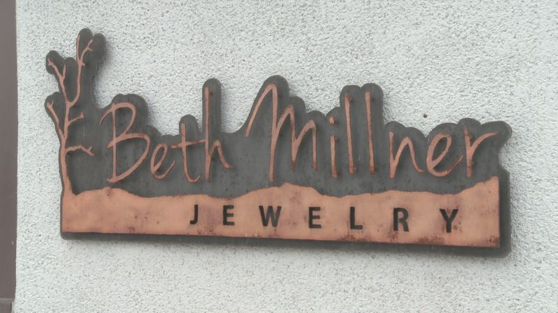 Beth Millner Jewelry is located in downtown Marquette.