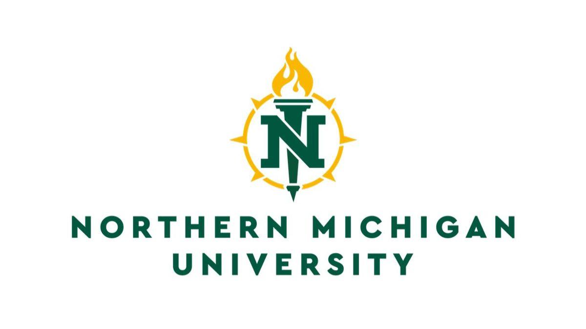 Northern Michigan University academic logo. (NMU Graphic)