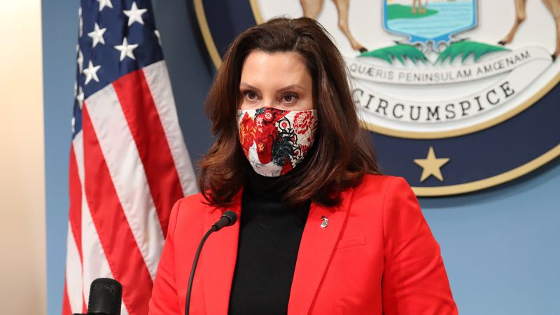Gov. Whitmer on Saturday signed an executive order declaring a state of emergency in Michigan