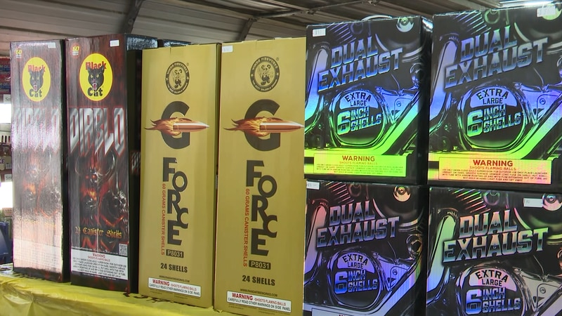 Fireworks shortage in the U.P.