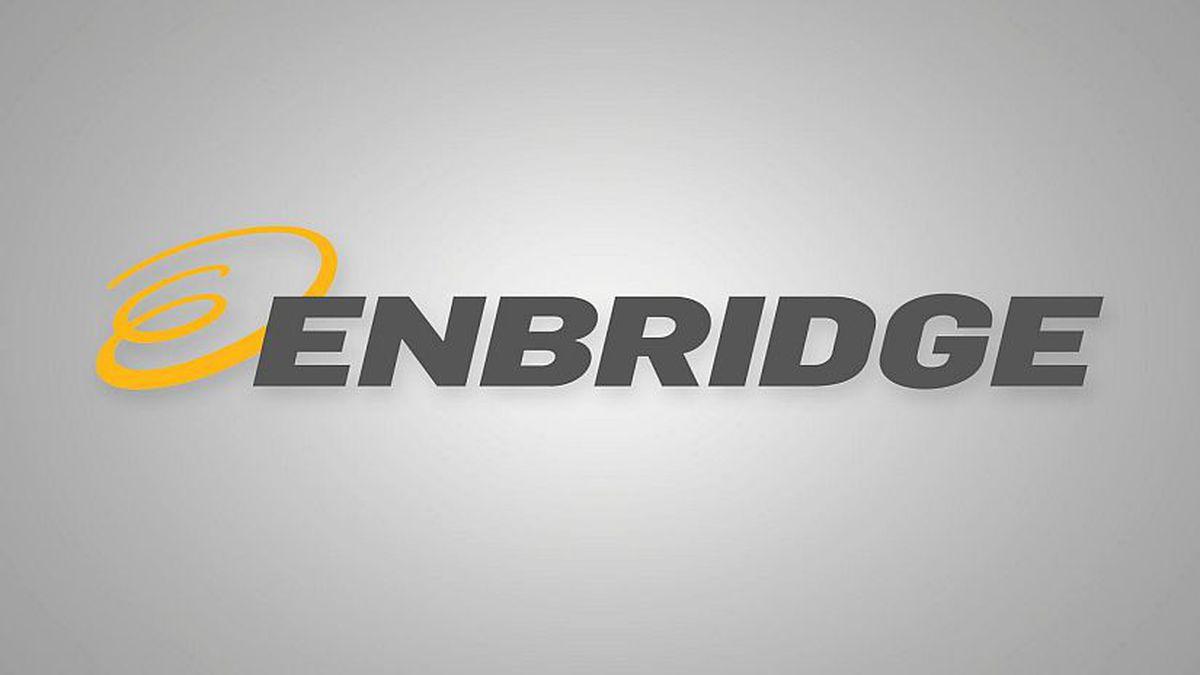 Enbridge logo.