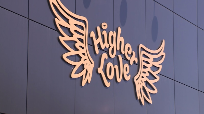 The Logo for Higher Love
