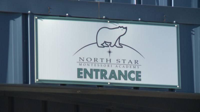 Exterior of North Star Montessori Academy in Marquette MI