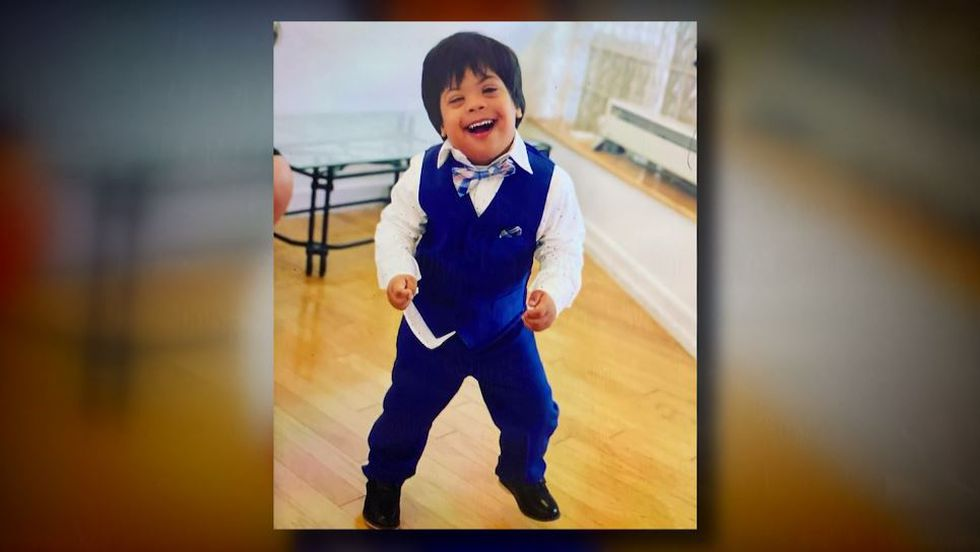 Jose Garcia, a 3-year-old boy with Down syndrome, is expected to make a full recovery after...