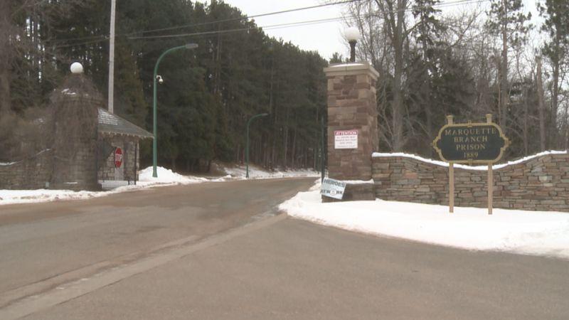 FILE. Marquette Branch Prison.