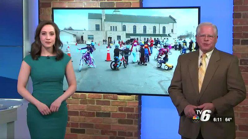 "Preschoolers raise money at Schoolcraft County ""Trike-athon"""