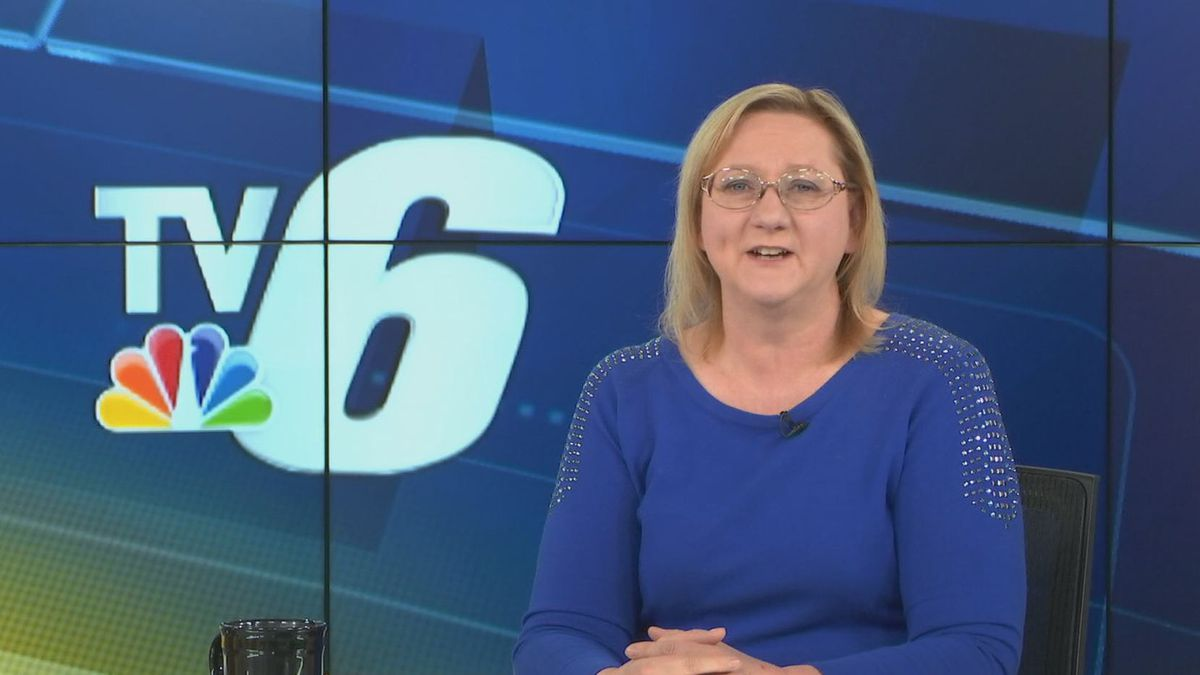 Tv6 Morning News Co Anchor Vicky Crystal Looks To The Future