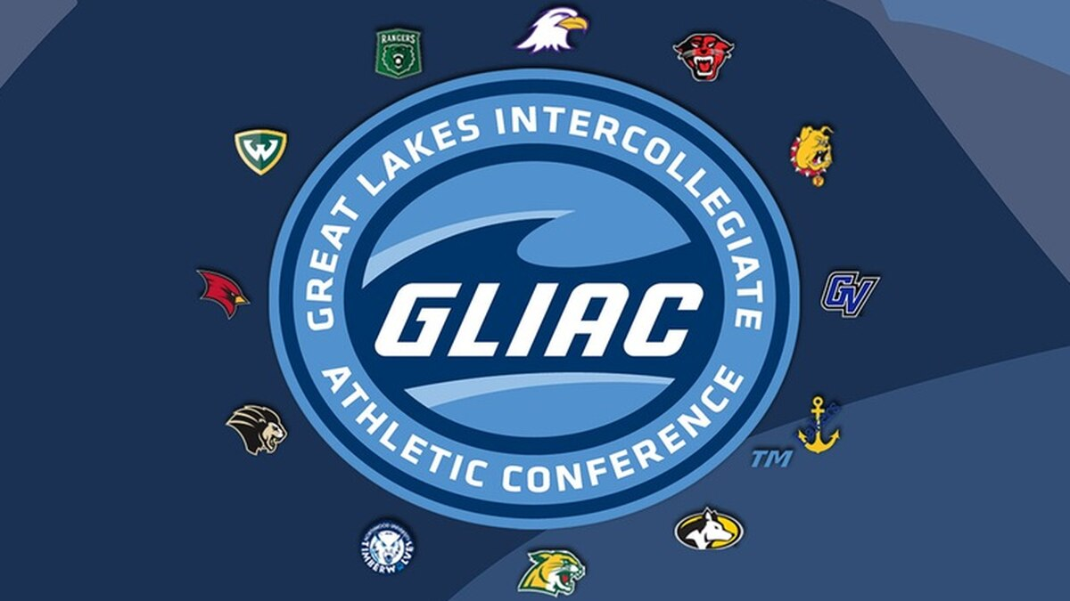 Great Lakes Intercollegiate Athletic Conference.