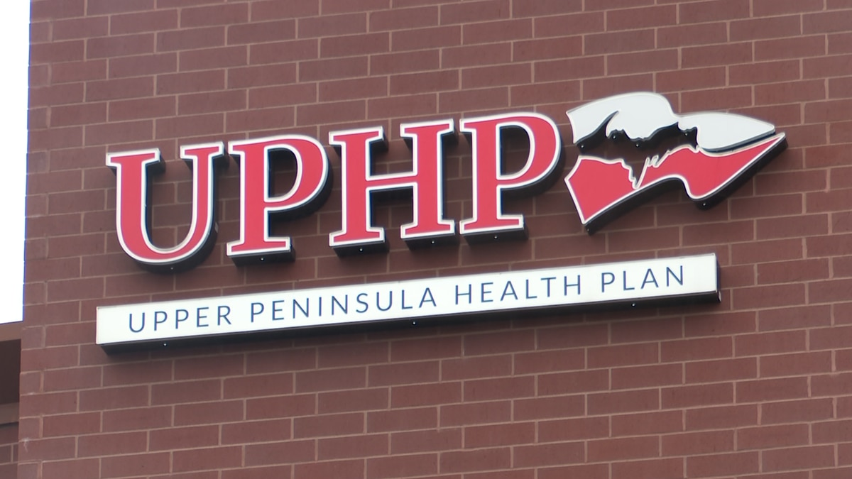Photo of the UPHP building in Marquette. (WLUC Photo)