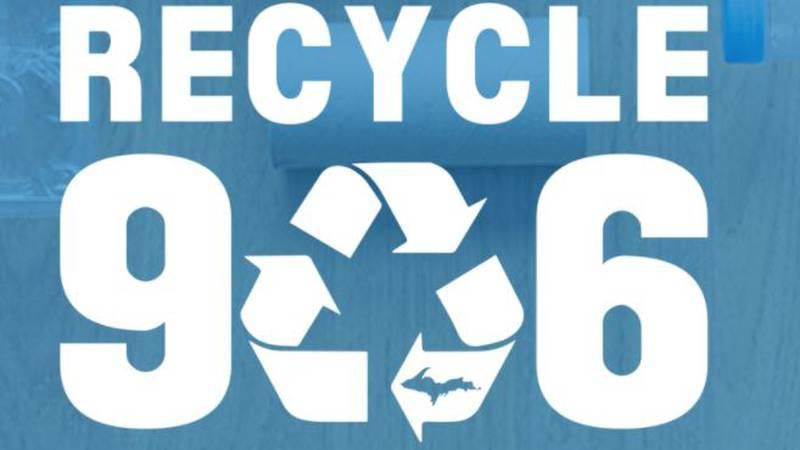 Recycle 906 Logo