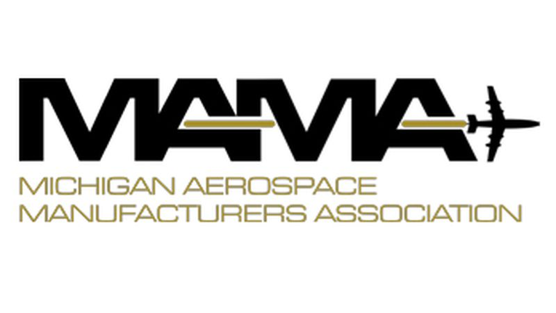 The Michigan Aerospace Manufacturers Association logo