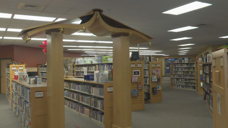 The Portage Lake District Library.