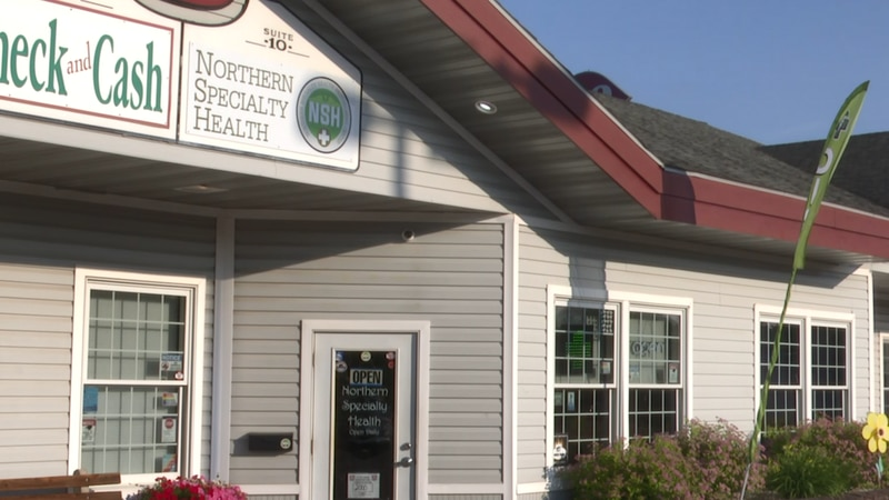NSH located on Razorback Dr. in Houghton. Open 8 a.m. to 8 p.m. every day.