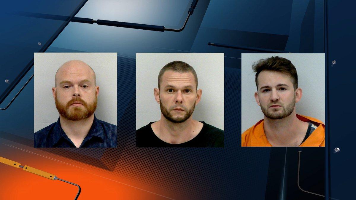 From Left to Right: Nowicki, Simpkin, Rickerd.