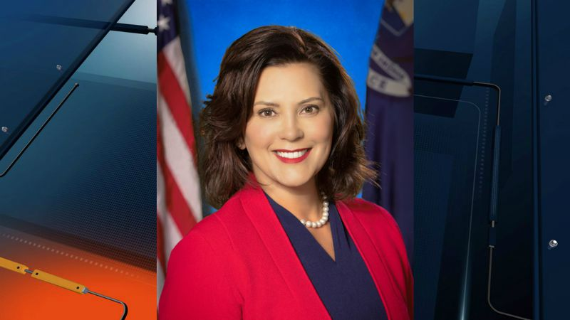 Gov. Gretchen Whitmer, D-Michigan. (Photo courtesy of Whitmer's office)