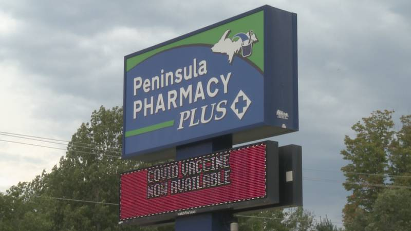Peninsula Pharmacy Plus is located at 300 North McClellan Avenue in Marquette.