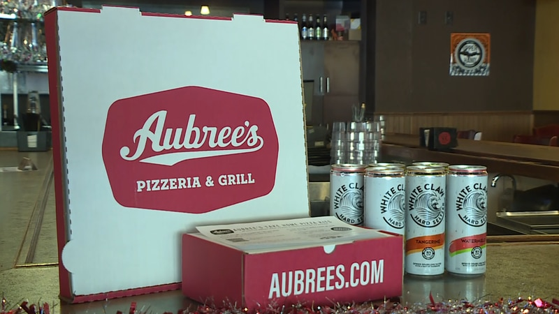 Aubree's and other restaurants are offering specials for New Year's Eve and New Year's Day