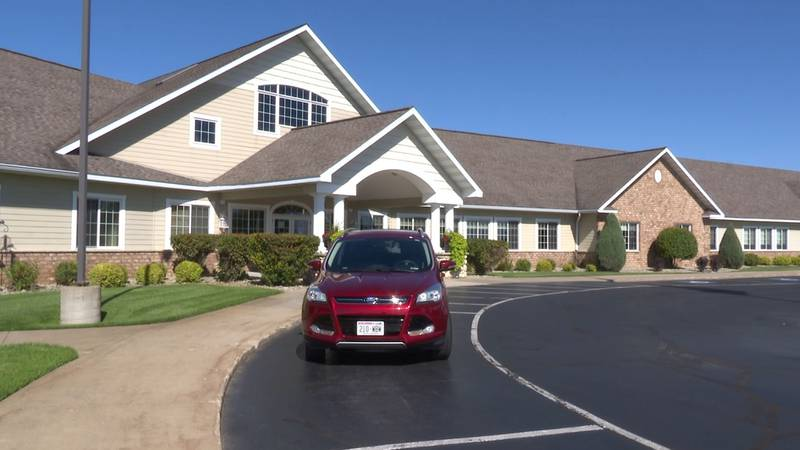 Lakeview Assisted Living and Memory Care in Gladstone.