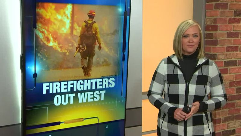 U.P. Fire Supervisor talks about his experience