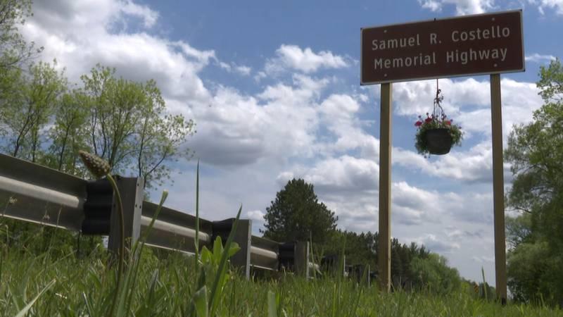 Samuel R. Costello Memorial Highway.