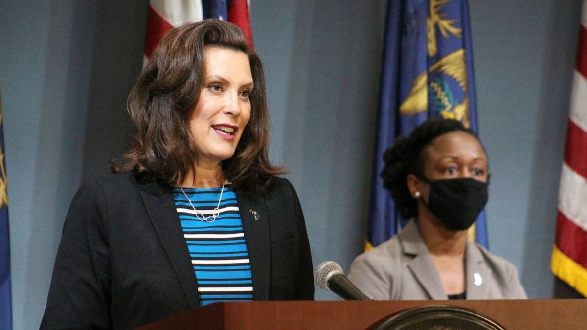 Whitmer Hints At More Reopening Of Michigan In Coming Days