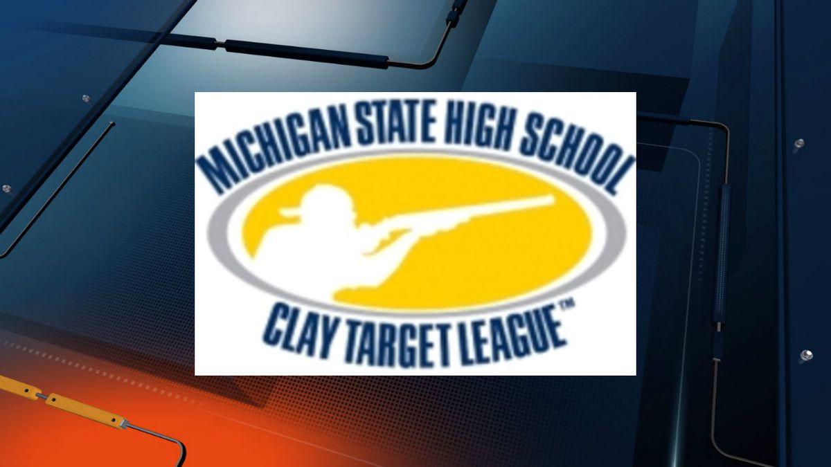 Michigan State High School Clay Target league logo