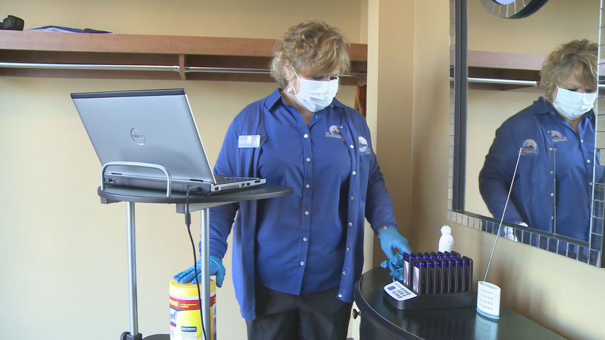 The John Fornetti Dental Center is currently closed to the public, but they are focusing on...