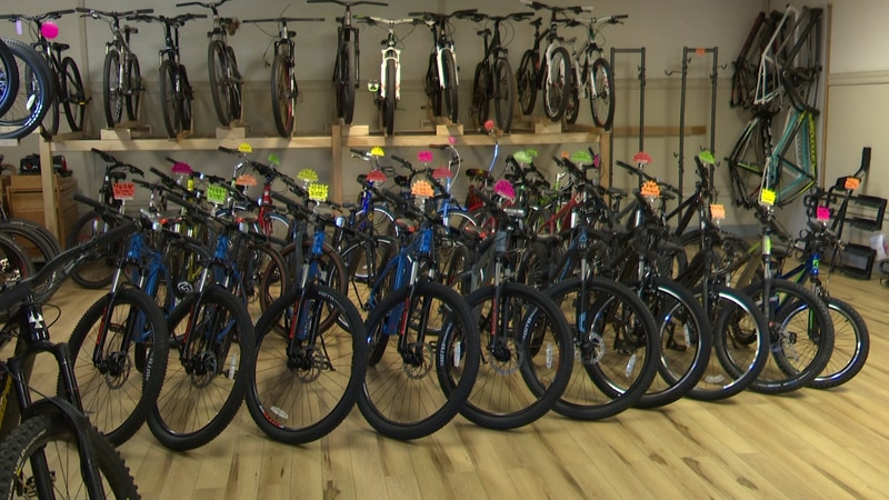 U.P. shares in bike shortage across the country