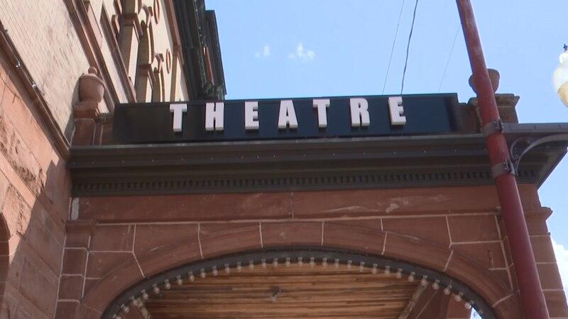 The Calumet Theatre.