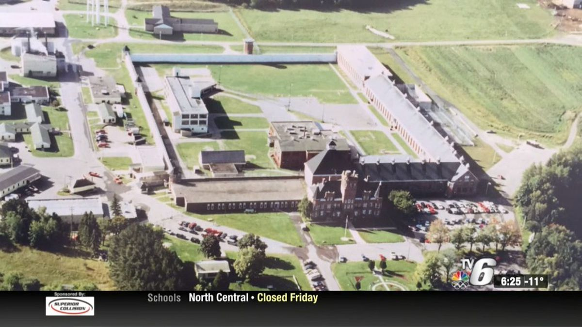 Marquette Branch Prison (Michigan Department of Corrections Image)