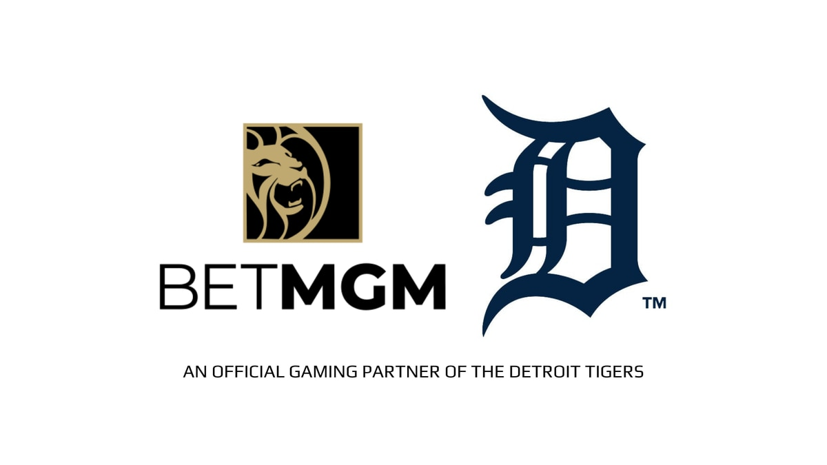 The Detroit Tigers announced March 31, 2021, that BetMGM, a leading sports betting and digital...