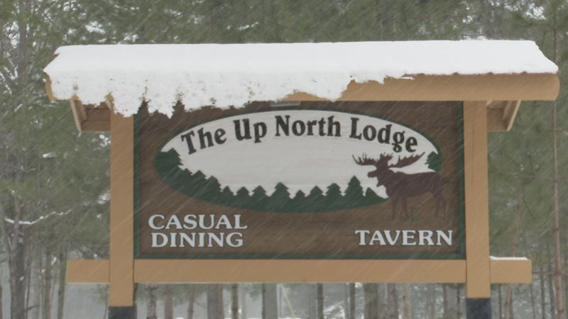 The UP North Lodge continues to offer curbside take-out on weekdays and outdoor dining on...