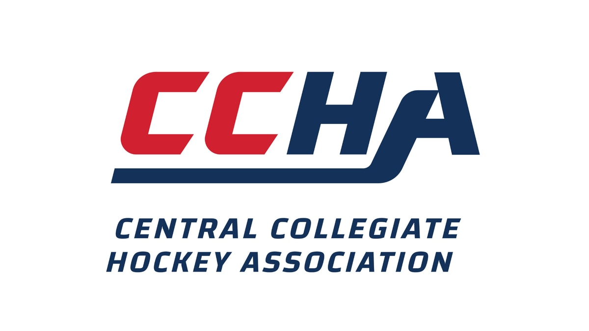 Central Collegiate Hockey Association (CCHA) logo.