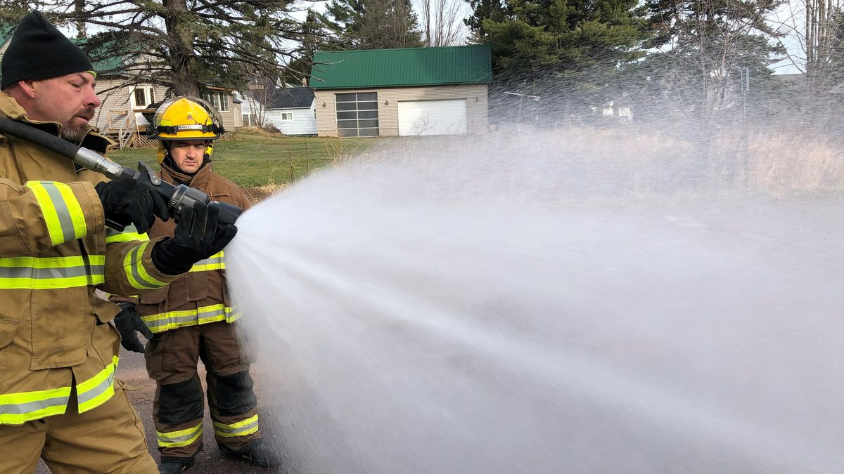 On Saturday, Nov. 14, members of the Chassell Township Fire Department facilitated the first...