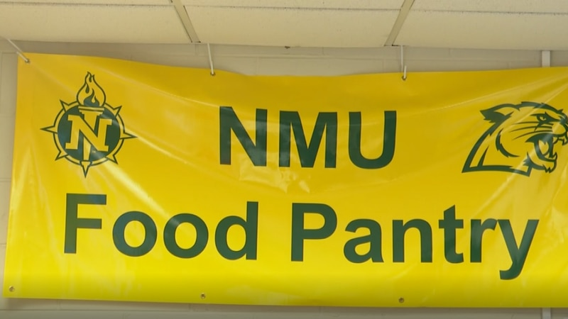 The NMU Food Pantry moves to summer hours