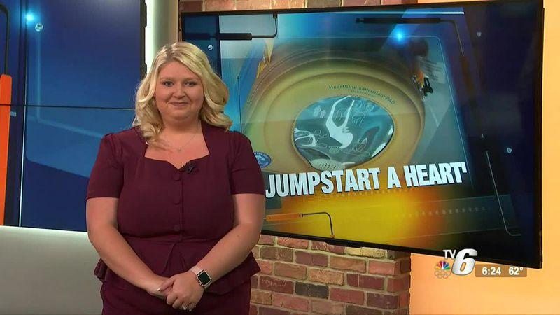Jumpstart a Heart