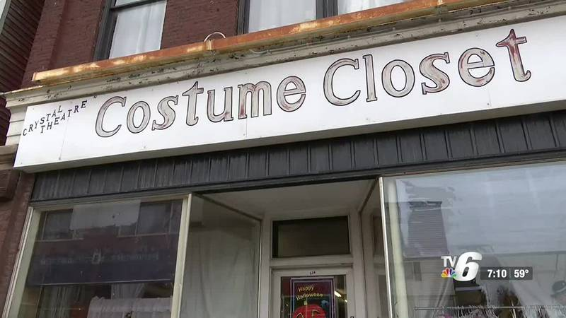 Iron County costume store closes doors for good this fall